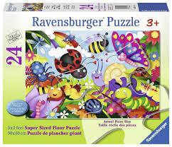 ravensburger jigsaw puzzle 24 bugs toys r us