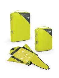 Ultralight travel set osprey packs official site