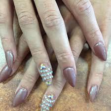 simple pointy nail designs choice image nail art designs