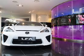 lexus service london lexus appoints london dealership as dedicated european sales
