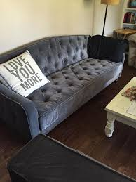 Sofa Sleeper Walmart Amazing Novogratz Vintage Tufted Sofa Sleeper Ii Colors