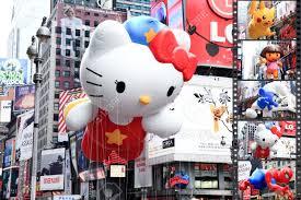 manhattan november 26 kitty balloon passing times