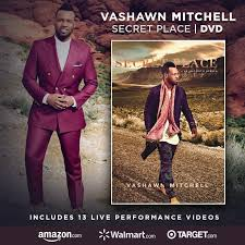 christmas list dvd vashawn mitchell on secretplace dvd now available just