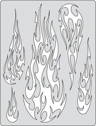 71 best flame styles images on pinterest flame art stencil