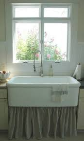 drop in farmhouse kitchen sink deep sink kitchen design regarding farmhouse ideas 12
