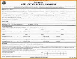 mcdonalds job application pdf 7 mcdonald job application form