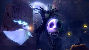 skellington nightmare before pc wallpaper windows