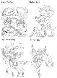 colour u0026 write sheets story time u2013 worksheet for ks1 english