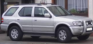 opel frontera 2002 opel frontera отзывы владельцев отзывы об автомобиле опель