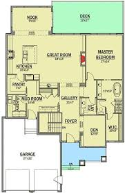 Open Plan House Plans 621 Best Floor Plans Images On Pinterest Traditional House Plans