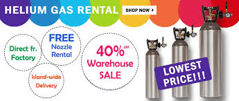 helium rental party wholesale centre balloons party supplies in singapore