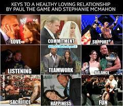Pro Wrestling Memes - pro wrestling memes on twitter keys to a healthy loving