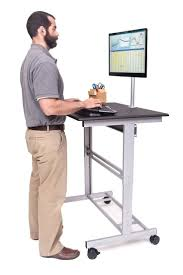 desk stand up desks amazon within finest a year of pc gaming