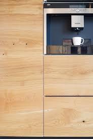 panneau cuisine panneau de façade pour cuisine ou placard en chêne avec chanfreins