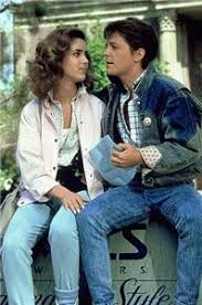 back to the future costume back to the future bttf marty mcfly demin jacket bttf demin