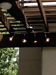 this image outdoor track lighting by restoration hardware goes