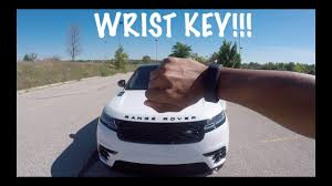 what happens if you try to steal a 2018 range rover velar