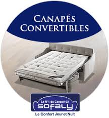 canapé lits canapé convertible primo innovation sofaly