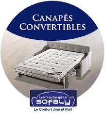 canapé lits canapé convertible primo innovation sofaly