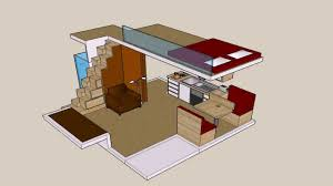 small cottage house plans with loft youtube