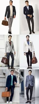 Travel Style images The men 39 s business travel style guide fashionbeans jpg
