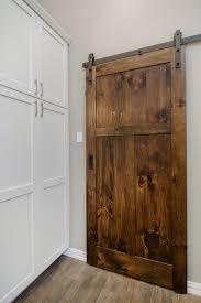 home doors interior vintage brown wooden sliding warehouse door interior