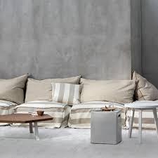 ghost 08 stool ottoman gervasoni ambientedirect com