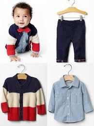 gap thanksgiving rustic winter baby looks from gap rustic baby chic