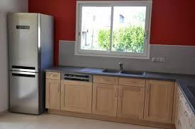 cuisine en chene massif cuisine en chene massif moderne maison design bahbe in cuisine chene