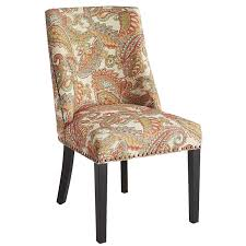 corinne fiesta dining chair with black wood pier 1 imports