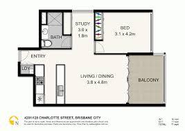4201 128 charlotte street brisbane city qld 4000 sold