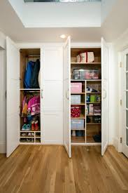 Large Closet Doors Doors Door Alternatives No Closet Storage Ideas Premade Closet