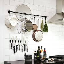 tringle de cuisine tringle de cuisine barre de credence cuisine tringle barre de