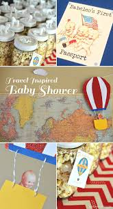 travel themed baby shower my travel inspired baby shower makes ideas for a