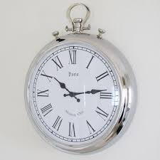 Best 25 Large Wall Clocks Best 25 Large Silver Wall Clock Ideas On Pinterest Large Clocks
