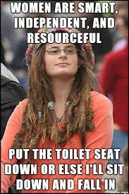 Toilet Seat Down Meme - what i think of anytime a woman is mad i left the toilet seat up