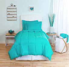 turquoise comforter set twin xl extra long twin
