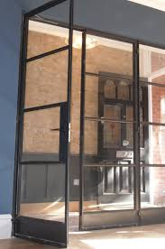 crittall door screen by lightfoot windows kent ltd separating