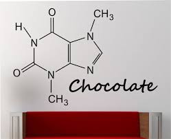 chocolate molecule wall decal vinyl sticker art decor bedroom chocolate molecule wall decal vinyl sticker art decor bedroom design mural education science educational geek nerd teach creative art