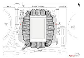 Rod Laver Floor Plan Maps Aami Park