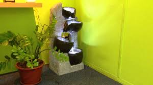 home and office decor water fountain are great gift stress relief and relaxation decor