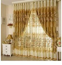 Green And Brown Curtains Luxury Voile Curtains Blackout Curtains For Living Room