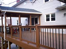 Porch Roof Plans by Roof Designs For Decks Patio Roofing Ideas Roof Over Deck Plans