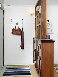 Bookshelf Room Divider Ideas Entryway Separation Shelves What A Great Idea Want Need