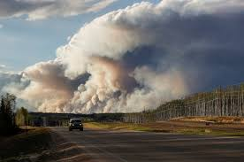 Canada Wildfires by Canada Evacuating 8 000 People By Air From Raging Wildfire The I
