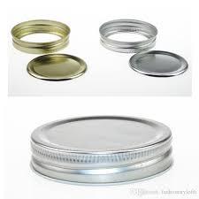 ball mason gold and silver 70mm ball mason canning jar mouth pint jars lids