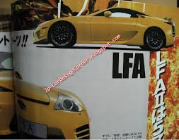 lexus lfa jalopnik get ready for lexus lfa ii best of car talk site find best