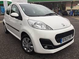 peugeot 107 peugeot 107 1 0 active white 2013 in chelmsford essex gumtree