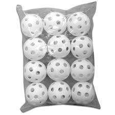 eastbay golf size plastic balls baseball sport equipment