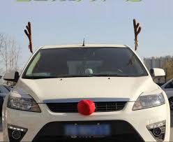 reindeer antlers for car car truck auto reindeer antlers costume dress up car
